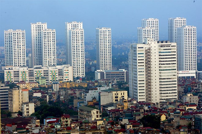 Nearly 30,000 apartments to attack Hanoi real estate market