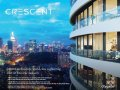 New City Garden's Crescent 2 bedroom apartments for sale in Oct. From $220,000/ 105 sqm unit