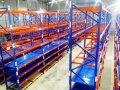 Big/small warehouse with racks to store products for wholesales, retails, e-commerce in Ho Chi Minh