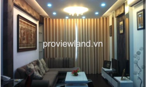 Apartment for rent in Tropic Garden. 3 bedrooms, 112 sqm, river and swimming pool view
