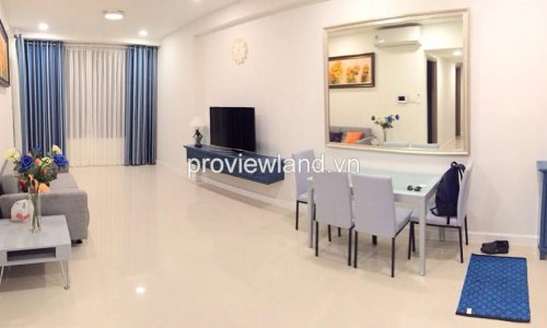 ICON 56 apartment for rent. 3 bedrooms, 80 sqm on high floor, luxury interior
