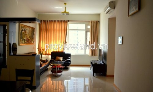Saigon Pearl apartment in Binh Thanh District for rent. 2 bedrooms, 85 sqm, full interior