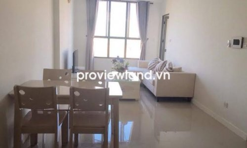Apartment for rent in ICON 56, 2 bedrooms, 71 sqm, stylish furniture