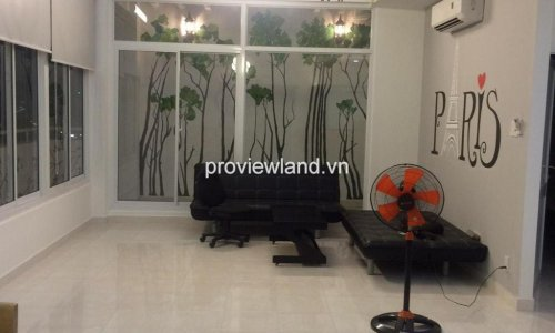 Penhouse in B1 Truong Sa Apartment building for sale. Binh Thanh District, HCM. 3 bedrooms, 200 sqm