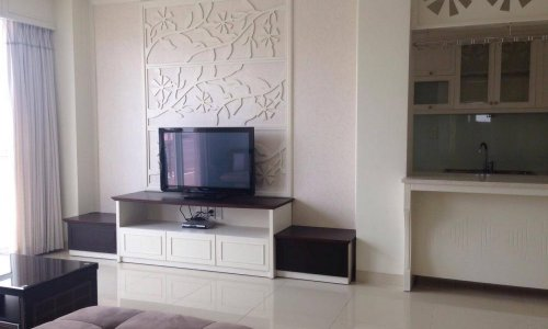 Riverpark apartment for rent in Phu My Hung, District 7. 3 bedrooms, $1800/month (negotiable)