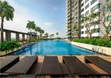 flexible payment with just 1 monthly without interest for 2bedroom apartment in phu my hung d7