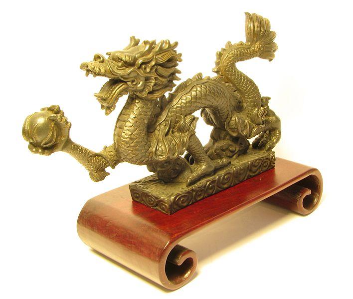 Biểu tượng rồng phong thủy