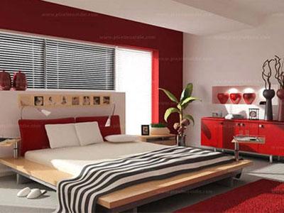 Phòng ngủ nổi bật, sang trọng