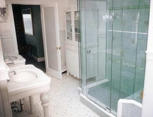 Vách tắm kính có nhiều ưu điểm