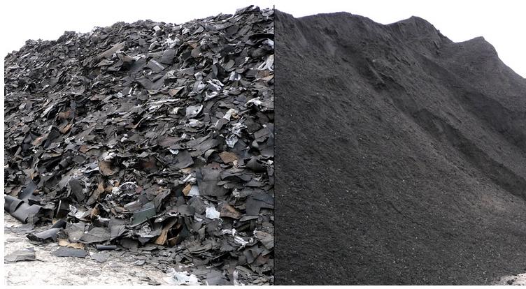 vật liệu tái chế