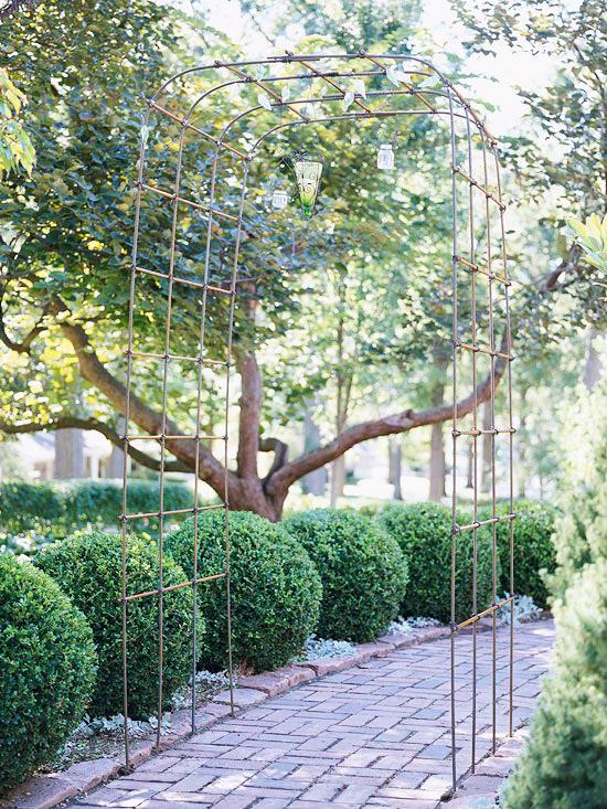 sân vườn cổ tích