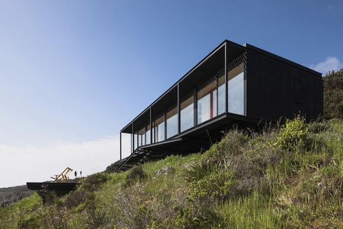 nhà đẹp ở Chile