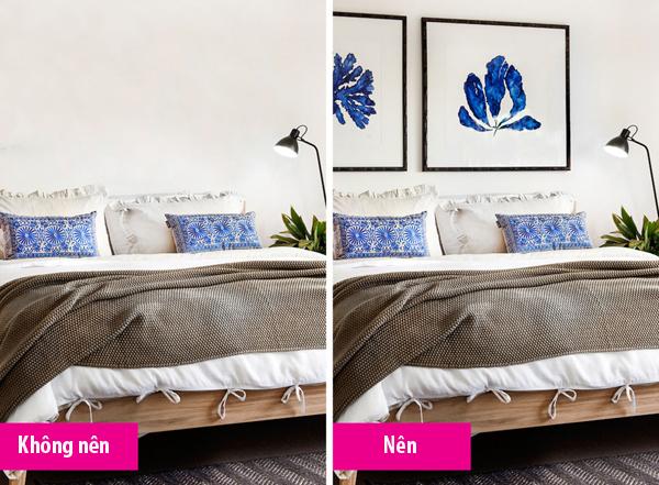 những sai lầm dễ mắc trong phòng ngủ