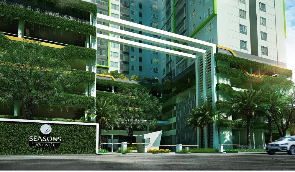 dự án Seasons Avenue