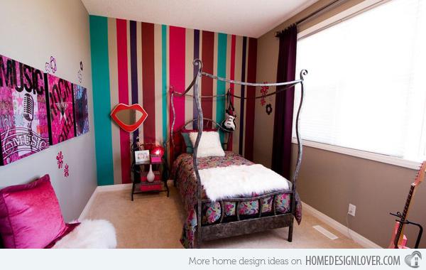 tường phòng ngủ