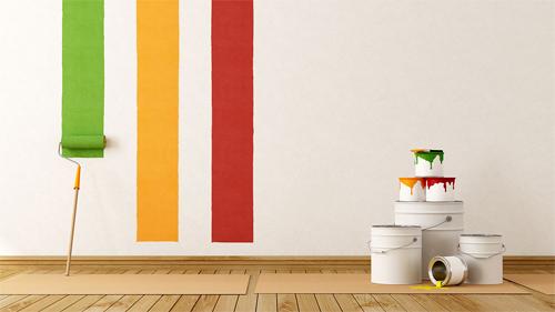 Màu sơn cho phòng khách