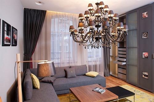 Chọn nội thất phù hợp cho phòng khách