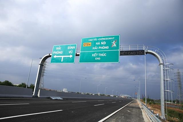 Tuyến cao tốc Hà Nội - Hải Phòng