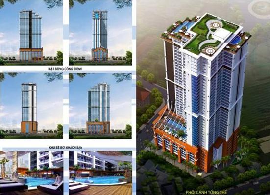 dự án bất động sản mở bán
