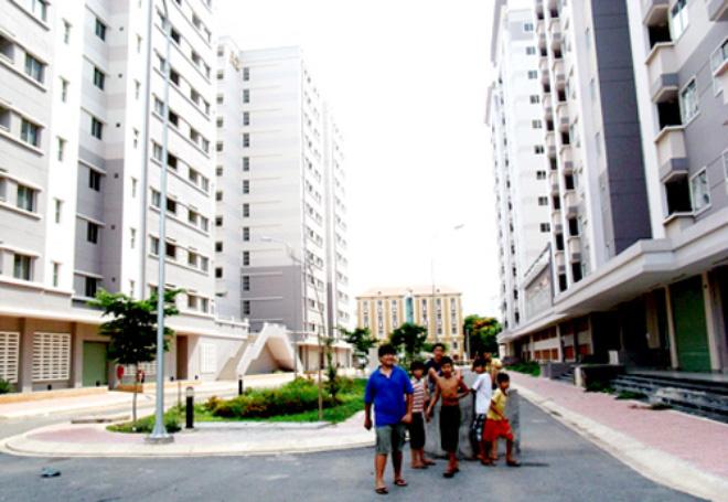 Nhà ở lưu trú cho công nhân