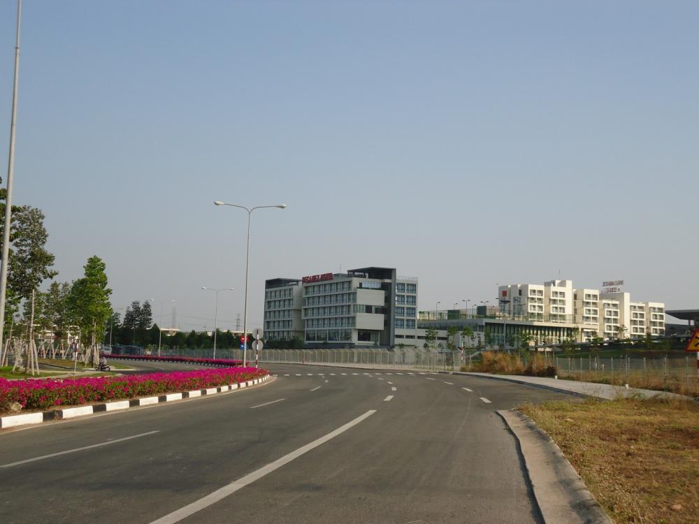 Thành phố mới