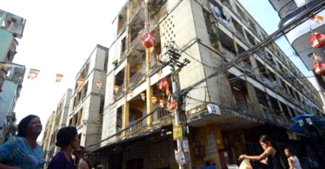 Tp.HCM: Yêu cầu quận 1 hoàn tất rà soát chung cư cũ, hỏng