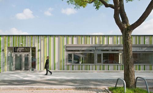 thiết kế trường học