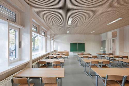 trường học đẹp