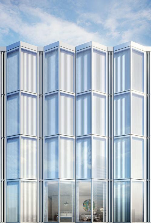 cấu trúc tòa nhà độc đáo