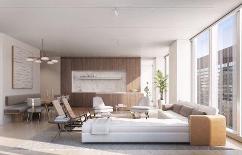 Không gian nội thất hiện đại