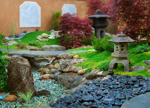 vườn kiểu Nhật
