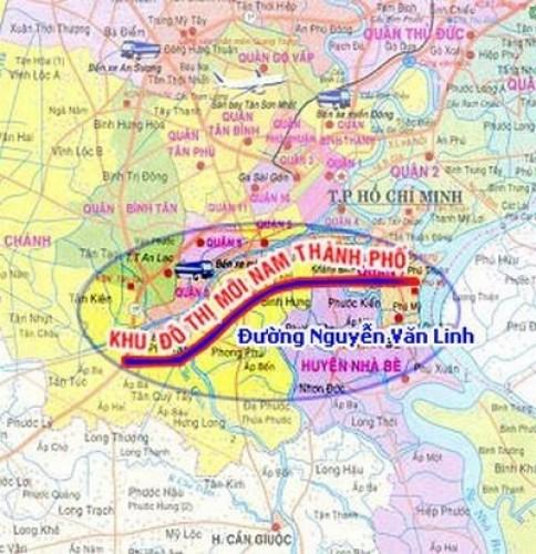 Khu đô thị mới Nam thành phố