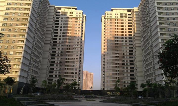 Cho thuê chung cư Dương Nội CT7, CT 8 Dương Nội giá chỉ từ 3,5