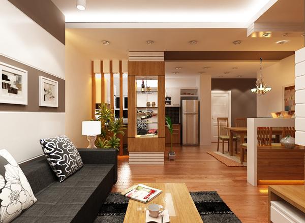 Không gian nội thất