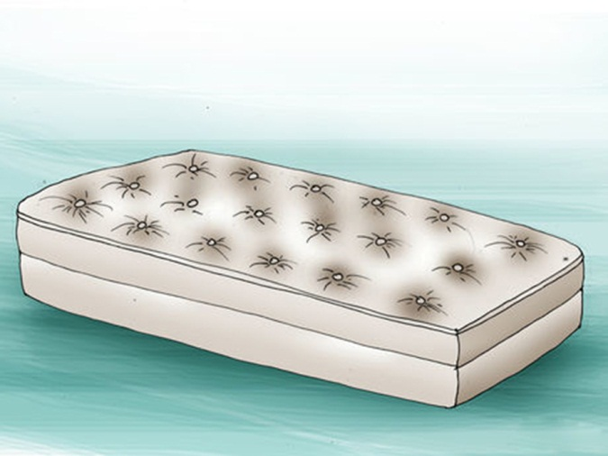 đệm phòng ngủ