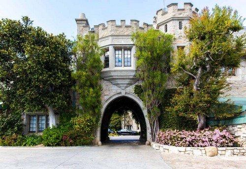 dinh thự nổi tiếng