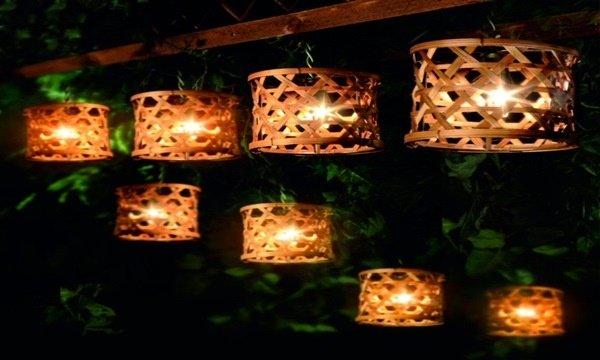 đèn trang trí nhà