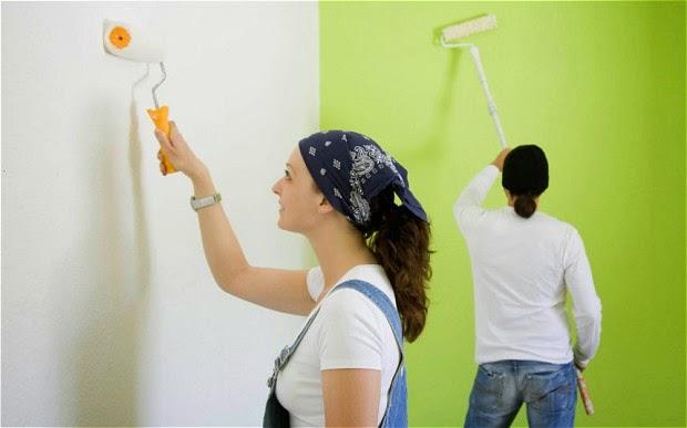 cách sơn chống thấm