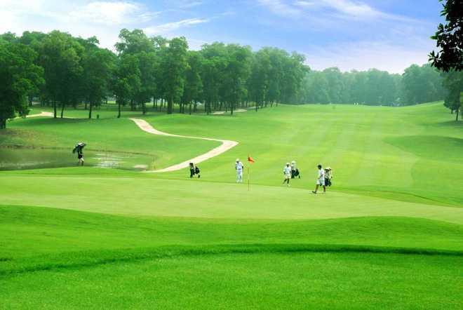 dự án giải trí, sân golf tại huyện Hóc Môn
