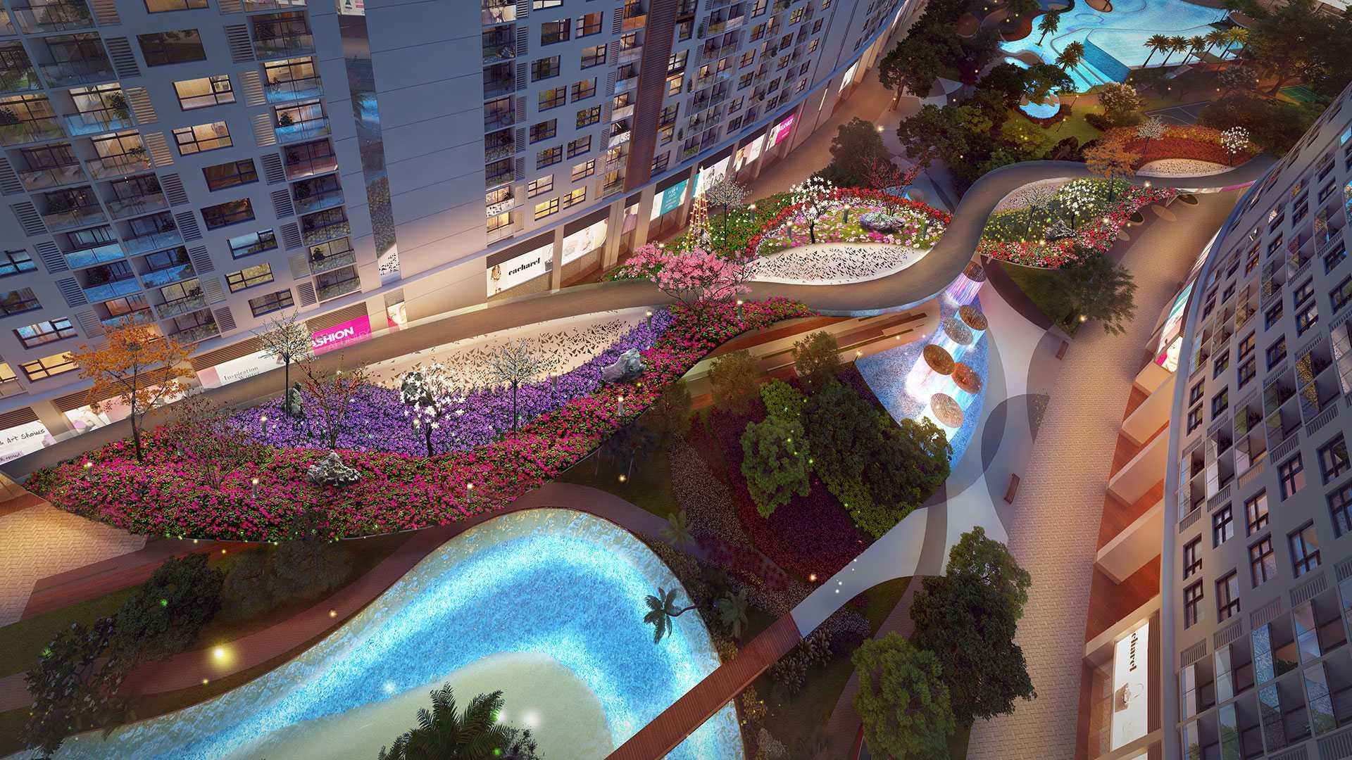 dự án River City