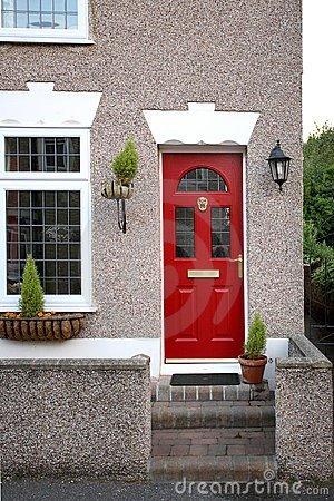 màu sơn cửa chính