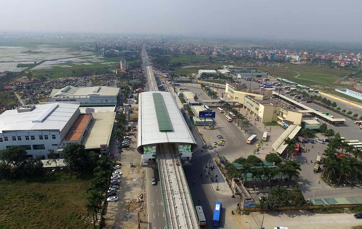 ga Hà Đông