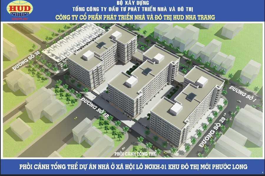 nhà ở xã hội Nha Trang