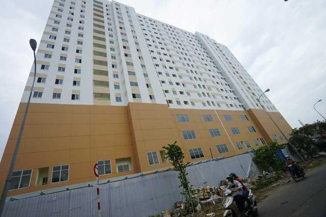 nhà ở xã hội tại Tp.HCM
