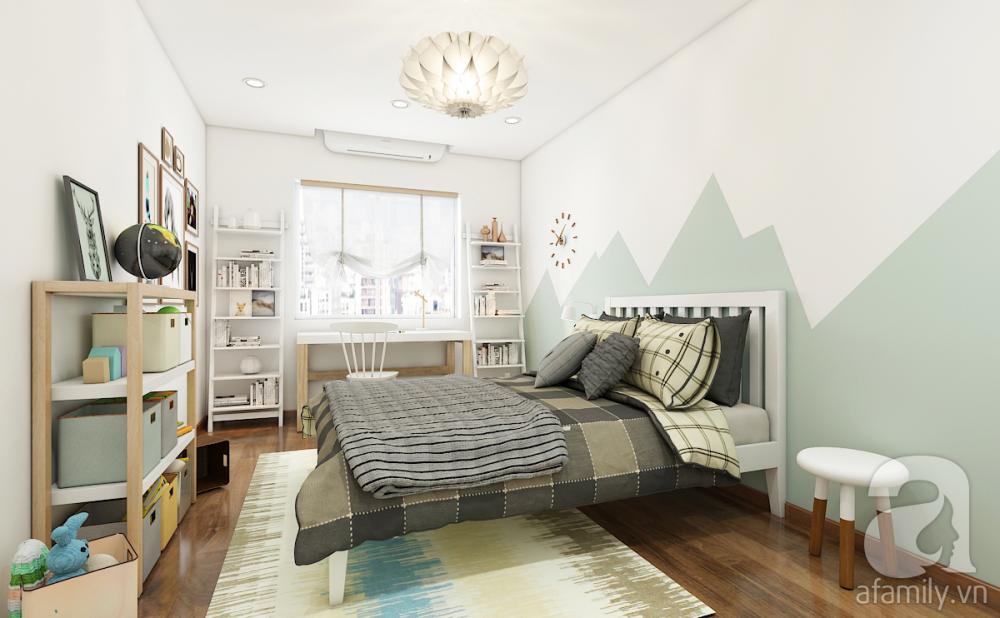 phòng ngủ phụ