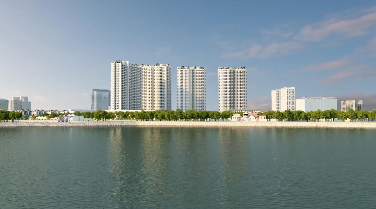 Gelexia Riverside - tâm điểm của thị trường BĐS Hà Nội năm 2017