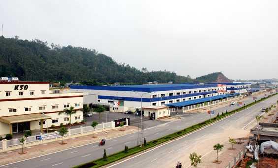 phát triển bất động sản khu công nghiệp