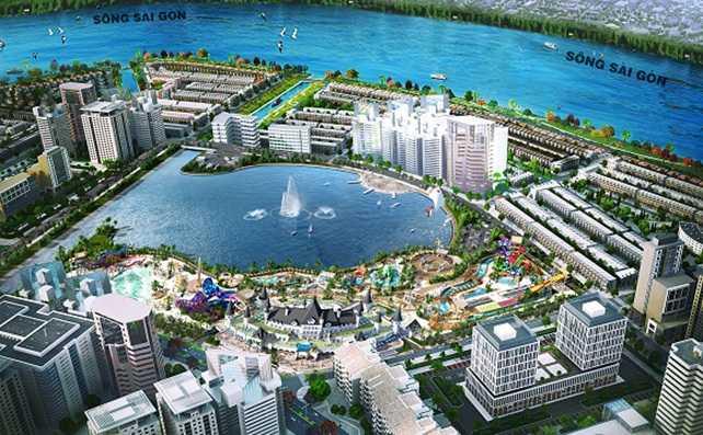 công viên giải trí Ocean World Ho Chi Minh