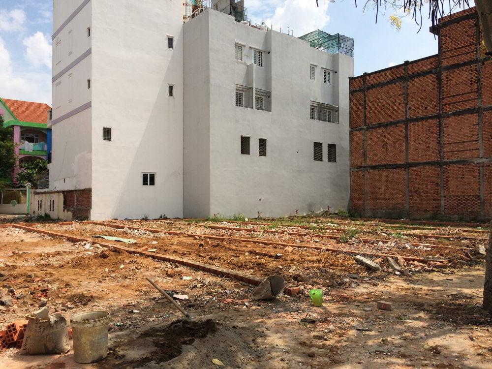 Mua đất xây nhà