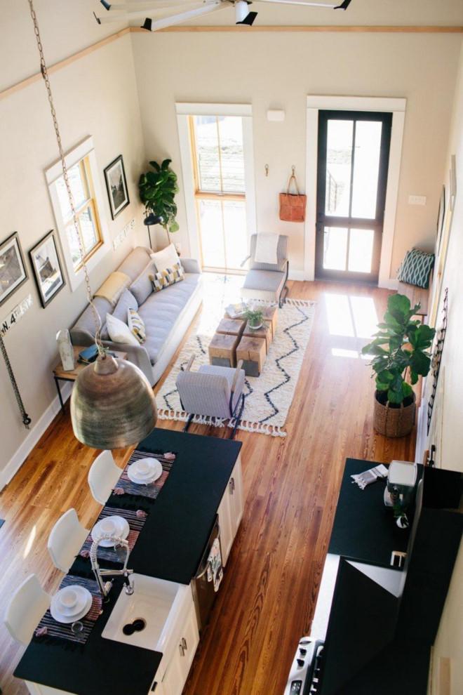 20170707170528 0998 Kinh ngạc với căn nhà 67m2 có giá bán gấp 35 lần sau cải tạo